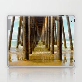 The Longest Pier Laptop & iPad Skin