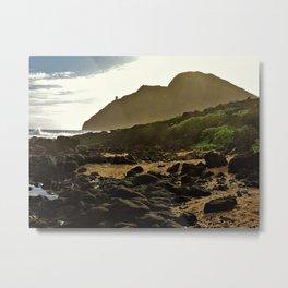 Makapu'u Lighthouse Metal Print
