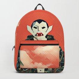 Dracula in the jungle Backpack