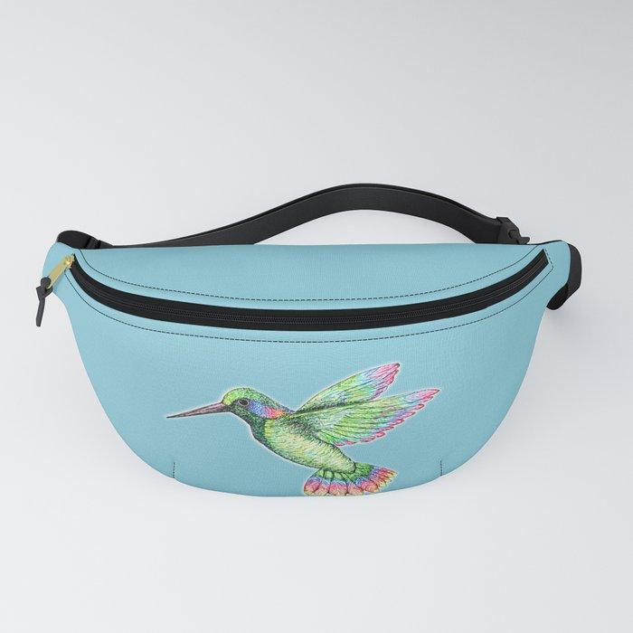 Hummingbird Fanny Pack