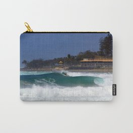 Wave upon wave Carry-All Pouch