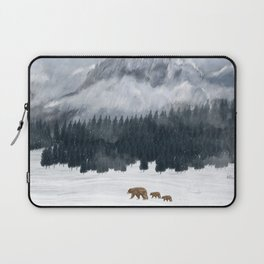 nature will find a way Laptop Sleeve