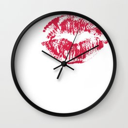 love you x Wall Clock