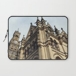 gothic revival - bradford city hall Laptop Sleeve