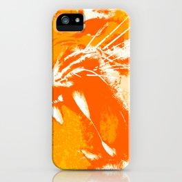 Burning Ire iPhone Case