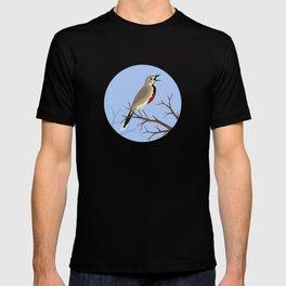 Rosy-patched Bush-shrike T-shirt