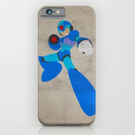 Buster B.A. (Megaman) iPhone Case