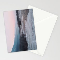 Frozen morning Stationery Cards