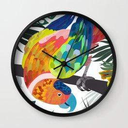 Hello! Wall Clock