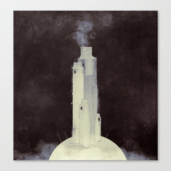 Towerbridge Canvas Print