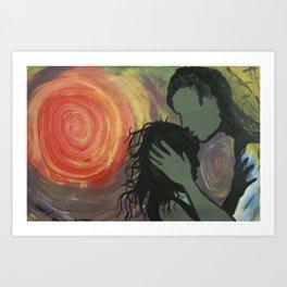 Zealous Love Art Print