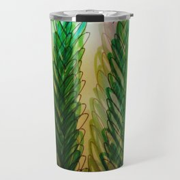 le grande leaves Travel Mug