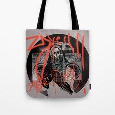 Ghetto Blaster Guadalupe Tote Bag