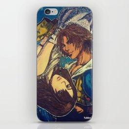 Yuna & Tidus iPhone Skin