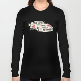 Crazy Car Art 0178 Long Sleeve T-shirt