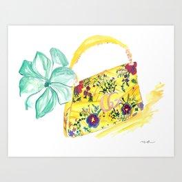 Designer Art Art Print