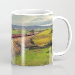 The Flying Scotsman Locomotive Coffee Mug