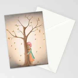 My Last Tree Stationery Cards