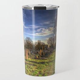 Kensal Green Cemetery London Travel Mug
