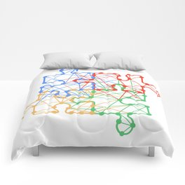 the Puzzle Comforters
