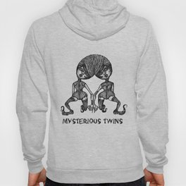 Mysterious Twins Hoody