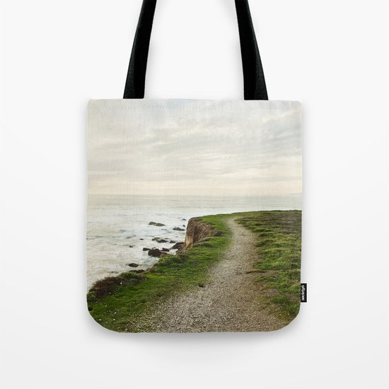California Coast Trail Tote Bag