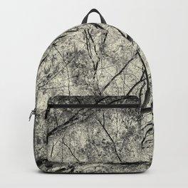 Incandescence bw ambro Backpack