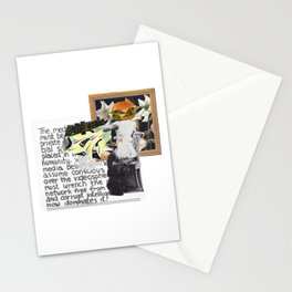 Creative equality Stationery Cards