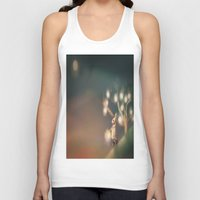 lanterns Tank Tops featuring Lanterns by Claire Westwood illustration