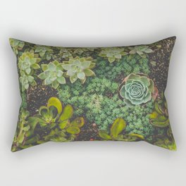 Botanical No. 4224 Rectangular Pillow