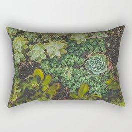 Botanical No. 4224 Rectangular Pillow