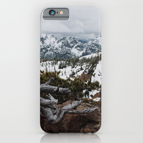 Wenatchee National Forest iPhone & iPod Case