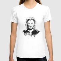 thor T-shirts featuring Thor  by O. Selezneva