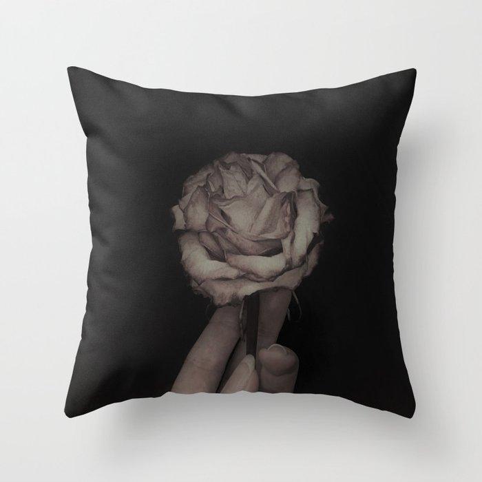 Age Throw Pillow