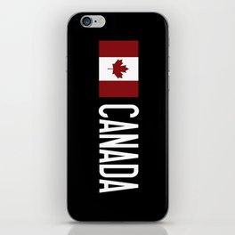 Canada: Canadian Flag iPhone Skin