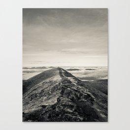 Sky Path Canvas Print