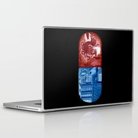 matrix Laptop & iPad Skins featuring Matrix by otaviocvo