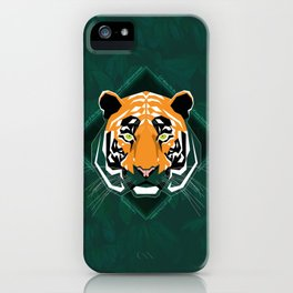 Tiger's day iPhone Case