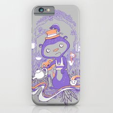 Tea Monkey Tea Party Slim Case iPhone 6s