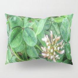 Clover Patch Pillow Sham