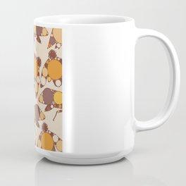 Fractal Cicada Swarm Coffee Mug