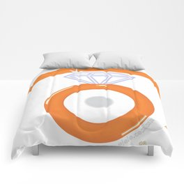 engagement glance Comforters