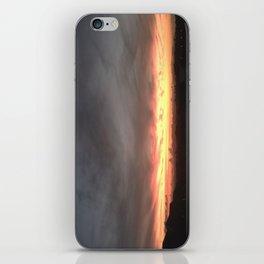 Fired Horizons iPhone Skin