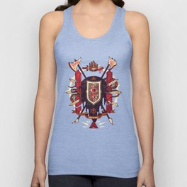 Astral Ancestry Unisex Tank Top