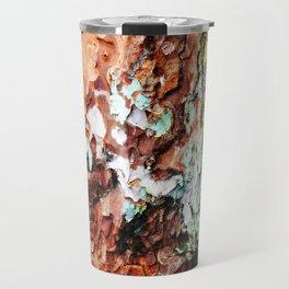 Colored Wood One Travel Mug