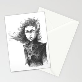 Paper princess Stationery Cards