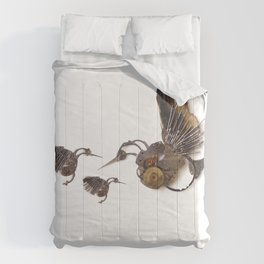 Rad's Hummingbirds Comforters