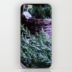 Rosemary collection iPhone & iPod Skin