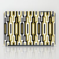 kilim iPad Cases featuring kilim 01 by Ioana Luscov