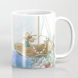 Maritime Festival Celebration Coffee Mug